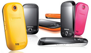 Samsung S3650 Corby cost in India