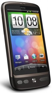 HTC Desire price and specifications