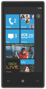 Windows phone 7 series features