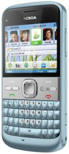 Nokia E5 photos