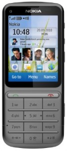 Nokia C3 Touch and Type price and specifications