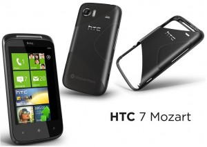 HTC Mozart photos
