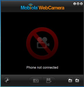 Mobiola web cam iphone
