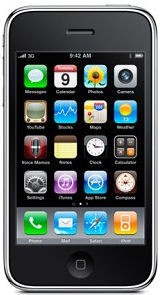 iPhone 3G S price and specifications