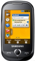 Samsung  Corby Price specifications