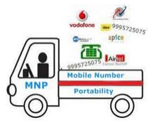 Mobile number portability India