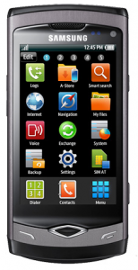 Samsung S8500 Wave price and specifications