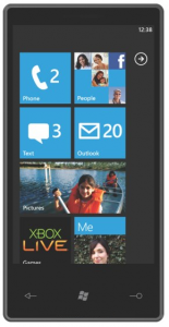 Windows mobile 7 series