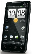 HTC EVO 4G price specifications