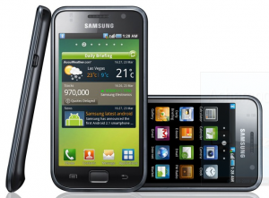 Samsung I9000 Galaxy S photos