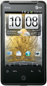 HTC Aria price and specifications