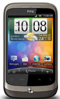 HTC Wildfire price and specifications India