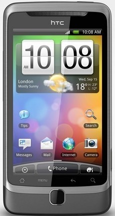HTC Desire Z price and specifications
