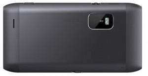 Nokia E7 camera side