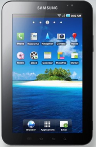 Samsung Galaxy Tab price specification cost in India