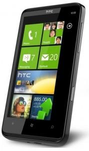 HTC HD7 photos