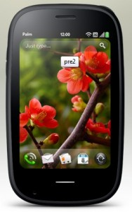 Palm Pre 2 price and specifications