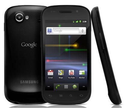 Google Nexus S photos