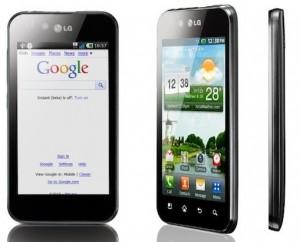 LG Optimus Black photos