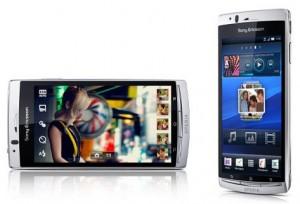 Sony Ericsson Experia Arc photos