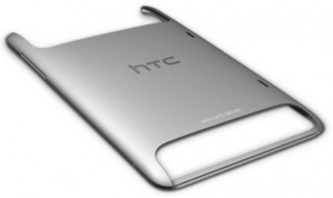 HTC Flyer photo back