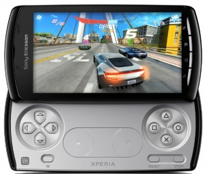 Sony Ericsson Xperia Play photos