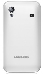 Samsung Galaxy Ace camera