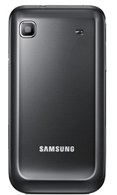 Samsung Galaxy SLCD camera