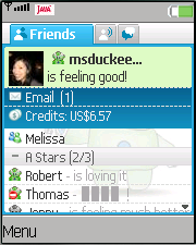 Download mig33 mobile instant messenger