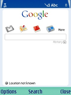 Download Google mobile application