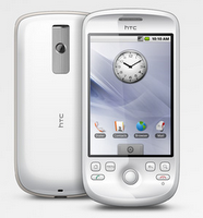 HTC Magic front view