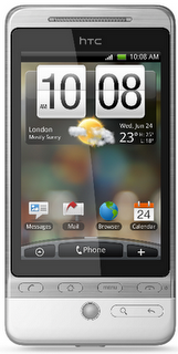 HTC Hero specification Indian price and launch date