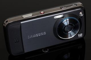 Samsung M8910 Pixon12 back camera
