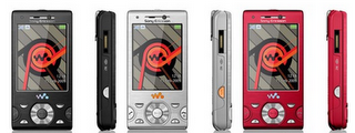 Sony Ericsson W995 photos