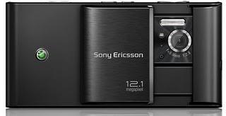 Sony Ericsson Satio  camera