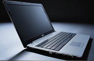 Acer Timeline series laptop